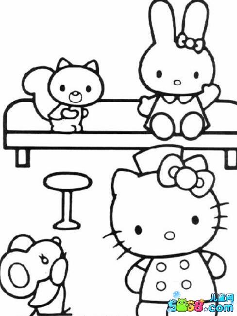 kitty猫和小老鼠