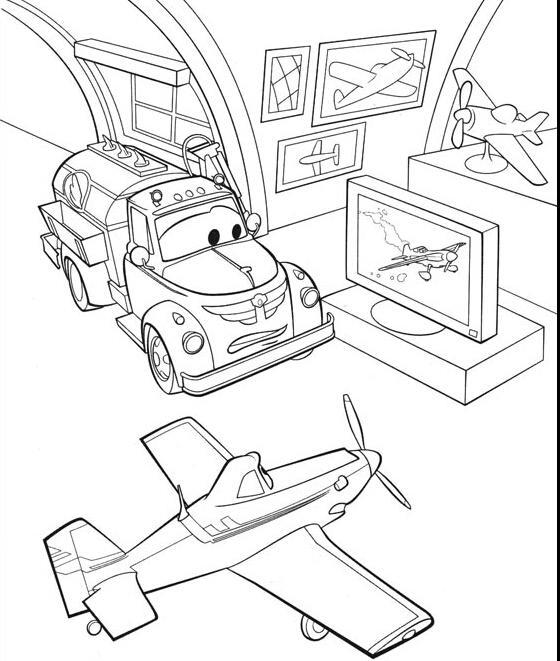 飞机汽车总动员