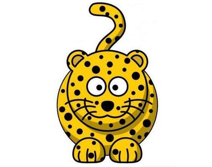 萌猫的小花豹