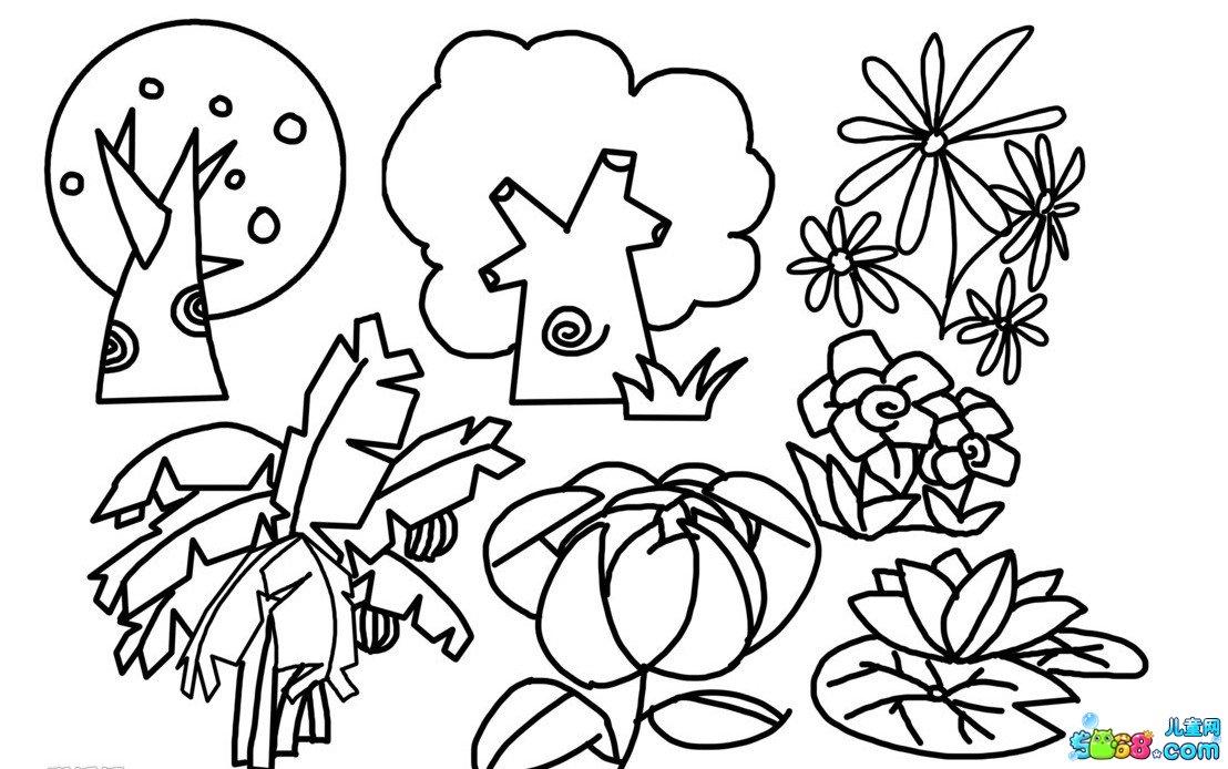 简笔画 设计 矢量 矢量图 手绘 素材 线稿 1108_694