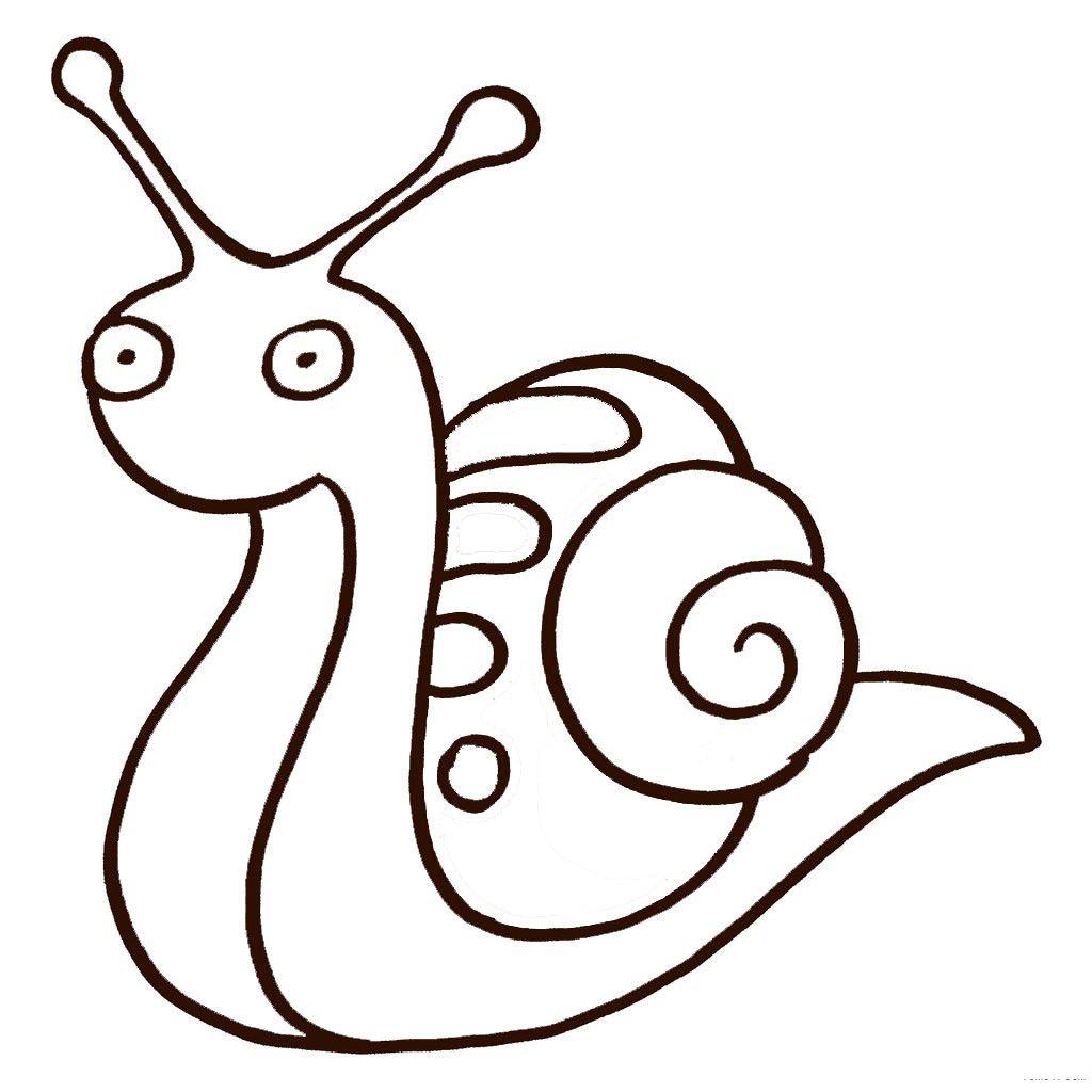 萌萌哒的小蜗牛_动物简笔画-e学堂