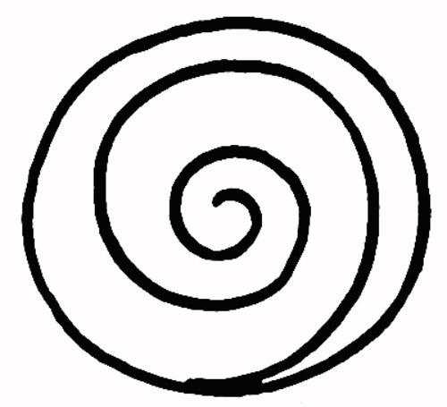 圆圈简笔画