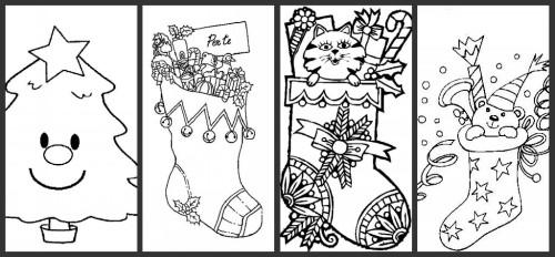 幼儿步骤简笔画圣诞树