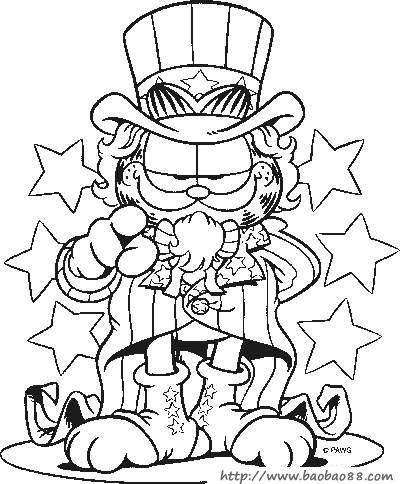 大魔术师加菲猫