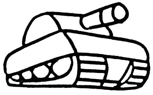 儿童画车车简笔画步骤