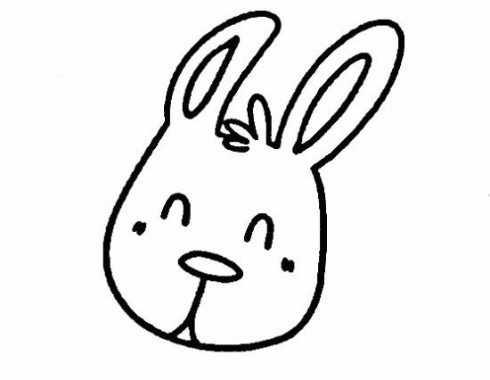 教你如何画兔子 跳舞的兔子