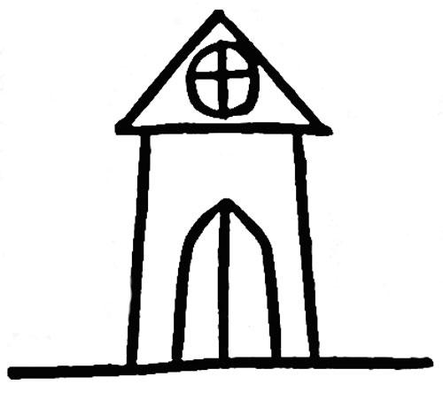 简笔画 设计 矢量 矢量图 手绘 素材 线稿 500_452