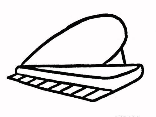 教你如何画钢琴 钢琴 _简笔画教程-e学堂