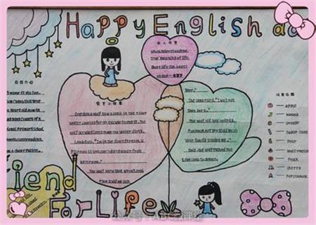 英语手抄报:英语小笑话